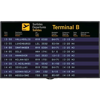 "LG Digital Signage Display - 42"" LCD - 1920 x 1080 - LED - Black"