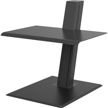 Humanscale Quickstand Eco - Freestanding - Black