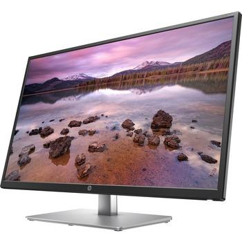 "HP HP 32s 2UD96AA#ABA 31.5"" LED Monitor, Silver/Black"
