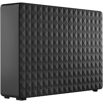 "Seagate® Expansion 6 TB Desktop Hard Drive - 3.5"" External - Black - USB 3.0"
