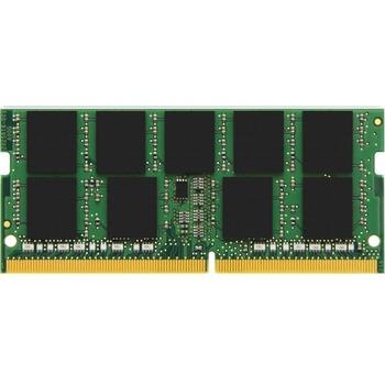 Kingston® 16GB DDR4 SDRAM Memory Module - 16 GB (1 x 16 GB) - DDR4-2666/PC4-21300 DDR4 SDRAM - CL19 - 1.20 V - Non-ECC - Unbuffered - 260-pin - SoDIMM