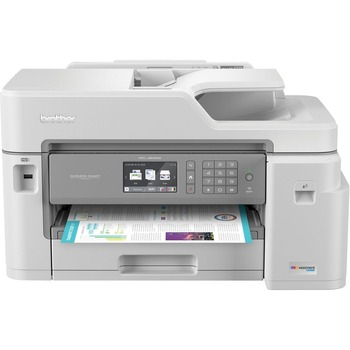 MFC-J5845DW XL Extended Print INKvestment Tank Color Wireless Inkjet All-in-One Printer