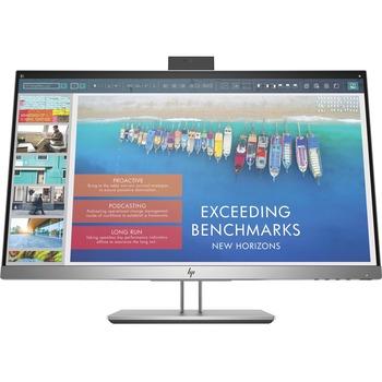 "HP Business E243d 23.8"" Full HD LED LCD Monitor - 16:9 - 1920 x 1080 - 250 Nit - 7 ms GTG - Webcam - HDMI - VGA - DisplayPort - USB Type-C"