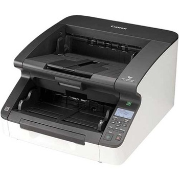 Canon® imageFORMULA DR-G2140 Sheetfed Scanner - 600 dpi Optical - 24-bit Color - 8-bit Grayscale - 140 ppm (Mono) - 140 ppm (Color) - Duplex Scanning - USB