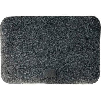 "Sit-Stand Smart Mat Premium Charcoal Black Smart Mat - Carpet - 32"" Length x 21"" Width x 0.63"" Thickness - Rectangle - Rubber - Charcoal Black"