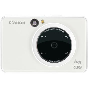 Canon®  IVY CLIQ+ Instant Digital Camera - Pearl White