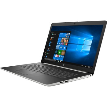 """HP HP 470 G7 17.3"""" Notebook - 1920 x 1080 - Core i5 i5-10210U - 8 GB RAM - 256 GB SSD - Ash Silver - Windows 10 Pro 64-bit - AMD Radeon 530 Graphics with 2 GB, Intel UHD Graphics 620 - In-plane Switching (IPS) Technology - English Keyboard - Bluetooth - 11.50 Hour Battery Run Time"""
