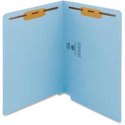 Smead - End Tab Fastener Folders