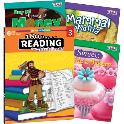 Shell Education - Learning Books