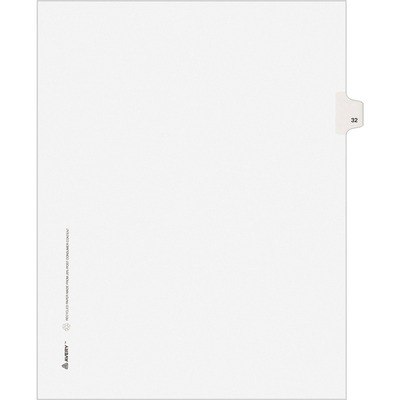 Avery® - Pre-printed Index Dividers