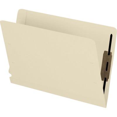Pendaflex Laminated Spine Manila End Tab Folders