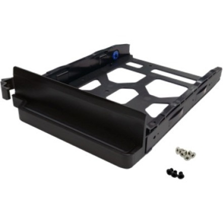BLACK HDD TRAY V4 F 3.5/2.5 IN WITHOUT KEY LOCK TOOLESS