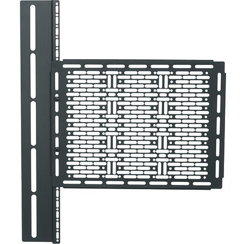 Chief CSMP9X12 Mounting Panel - Black - 4.54 kg Load Capacity
