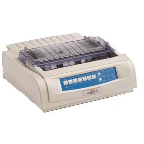 Microline 491 Printer - B/W - Dot-matrix - 360 dpi - 24 pin - 315 cps - Parallel