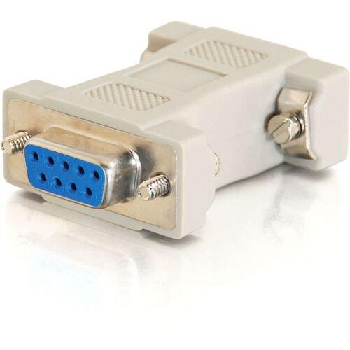 C2G MultiSync VGA HD15 Male to DB9 Female Adapter