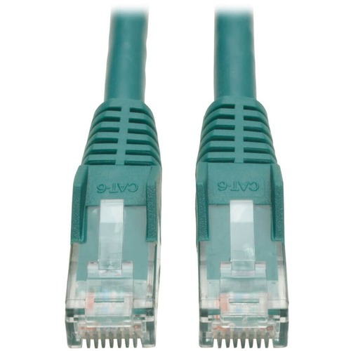 Tripp Lite Cat6 Patch Cable - 7ft - Green |N201-007-GN