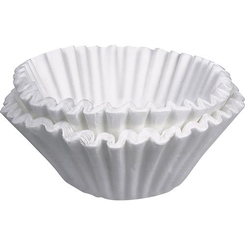 BUNN 12-Cup Regular Filters - 1000 / Carton - White