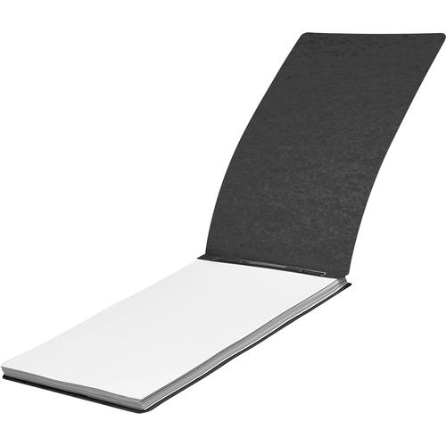 "Acco Pressboard Specialty Size Report Covers - 3"" Folder Capacity - Ledger - 11"" x 17"" Sheet Size - 20 pt. Folder Thickness - Pressboard, Tyvek - Blac"
