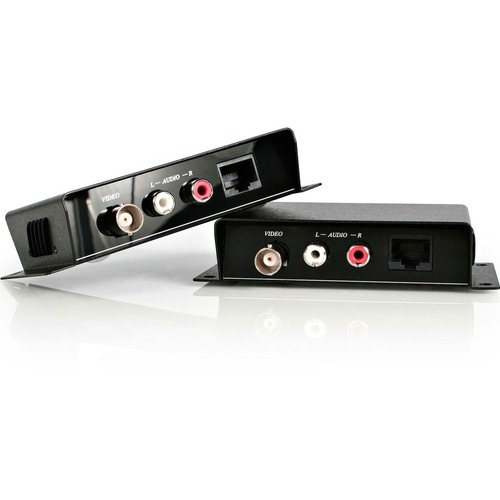 StarTech.com Composite Video Extender over Cat 5 with Audio