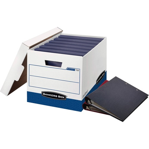 Bankers Box Binderbox Binder Storage Box