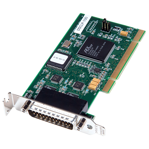 B&B Serial UPCI Board, 2 port, DB-9