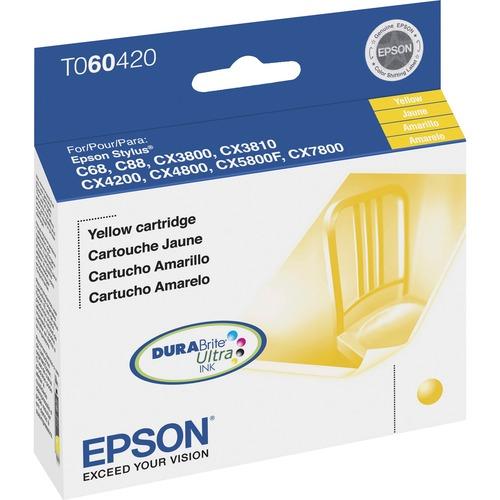 Epson DURABrite Yellow Ink Cartridge