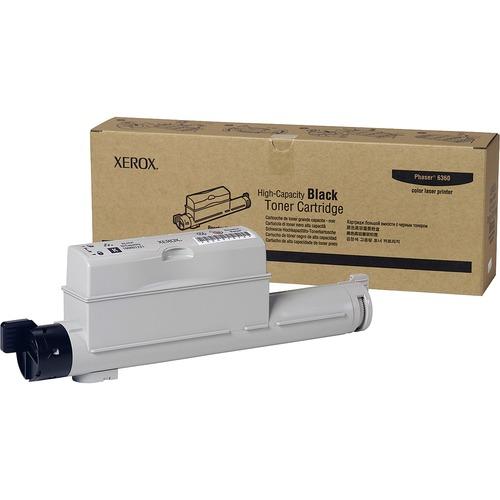 Xerox High Capacity Black Toner Cartridge