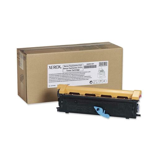 Toner cartridge -Black -Fax Centre 2121