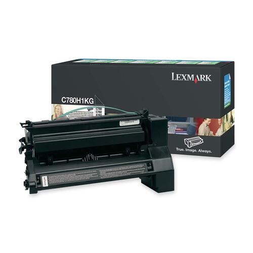 Lexmark Extra High Yield Black Toner Cartridge for C782n, C782dn, C782dtn and X782e Printers
