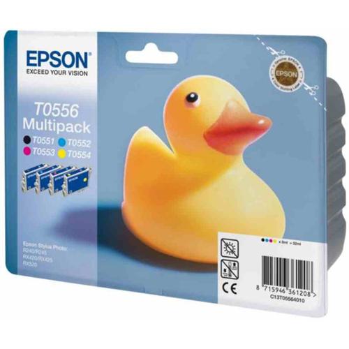 Epson DURABrite T0556 Ink Cartridge - Black