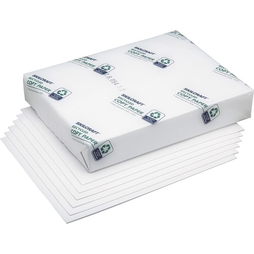 SKILCRAFT Bond Paper - 50% Recycled