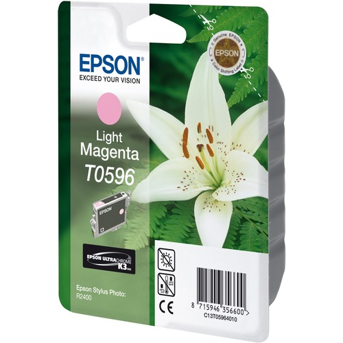 Epson UltraChrome T0596 Ink Cartridge - Light Magenta