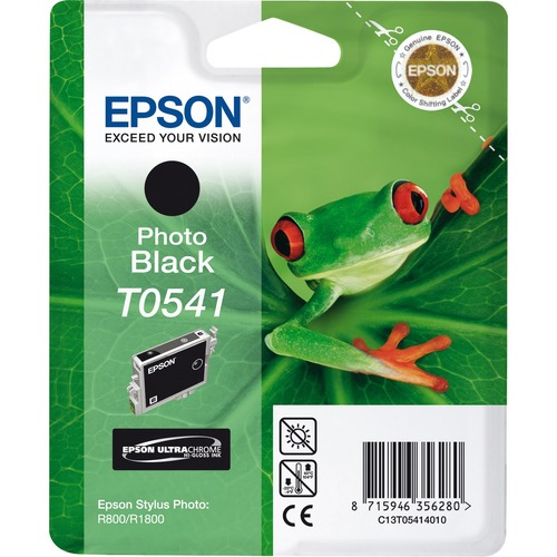 Epson UltraChrome T0541 Ink Cartridge - Black