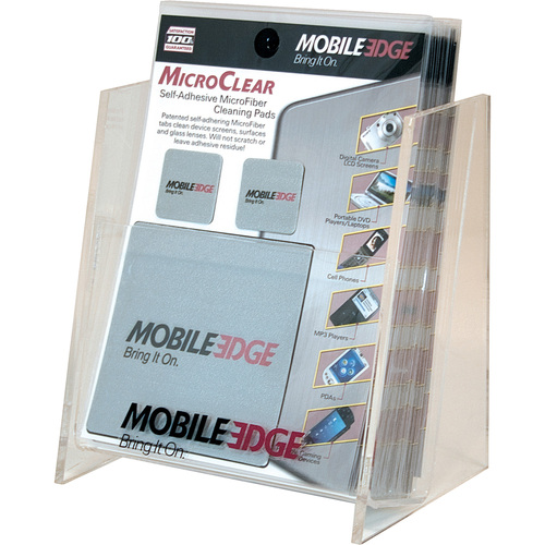 Mobile Edge MicroClear microfiber cleaning pads. 3-pack.