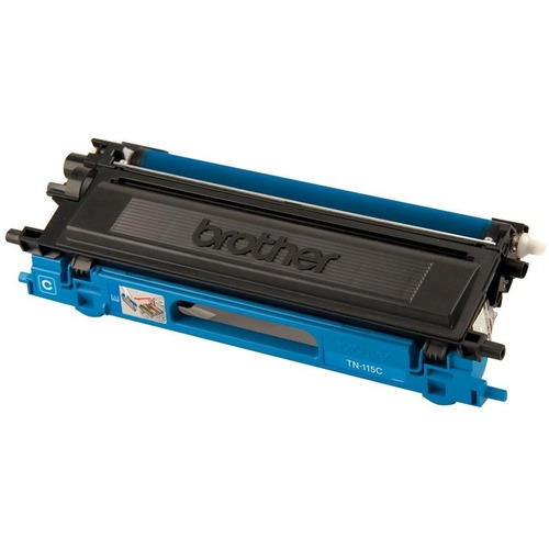 Brother TN115C High Yield Cyan Toner Cartridge