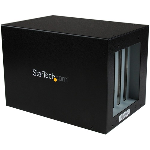 StarTech.com PCI Express to 4 Slot PCI Expansion System - PCI Express to Four Slot PCI Expansion Bay - System bus extend