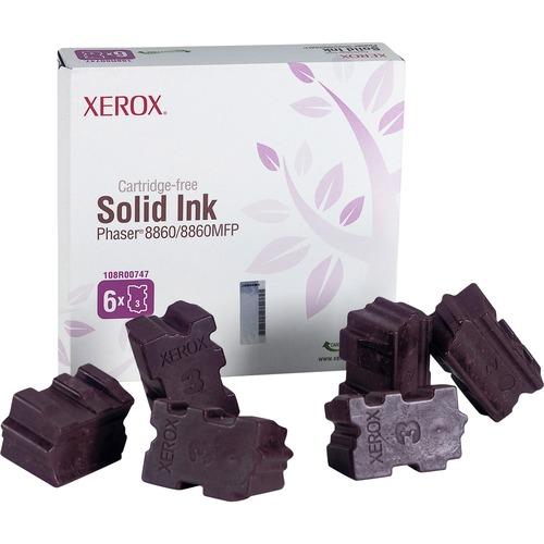 Xerox Magenta Solid Ink Stick