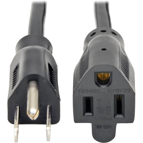 Tripp Lite Standard Power Extension Cord 10A,18AWG | P022-001-2