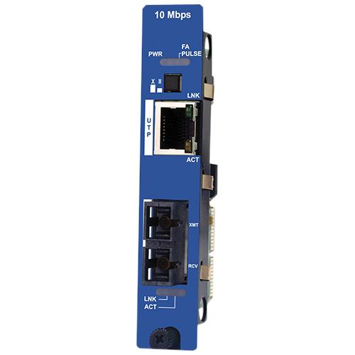B&B iMcV-PIM, TP/FO-MM850-SC