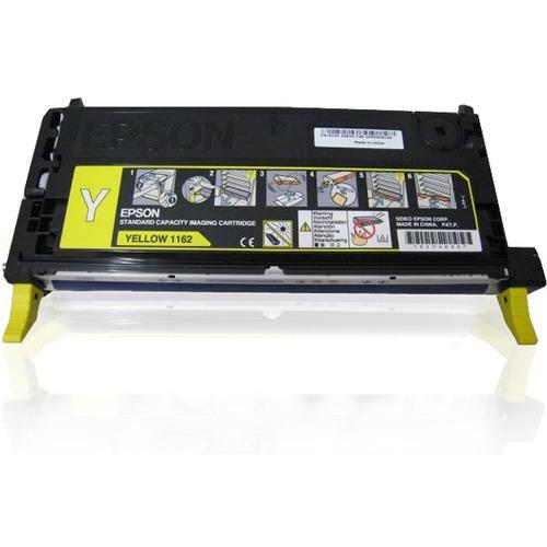 Epson S051162 Toner Cartridge - Yellow