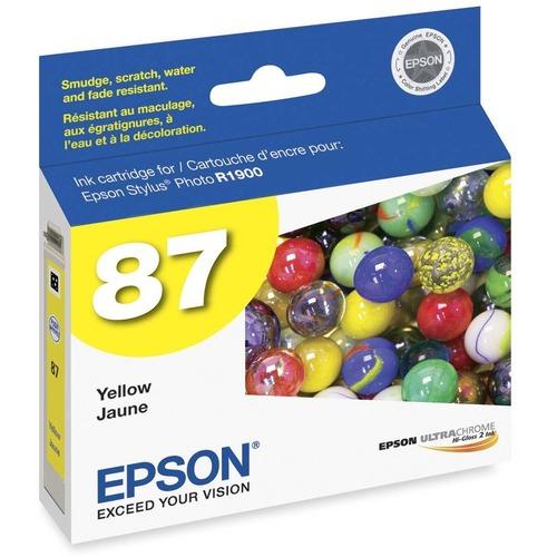 EPSON - SUPPLIES YELLOW ULTRACHROME HG2 INK CARTRIDGE