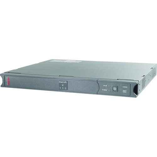 APC by Schneider Electric Smart-UPS SC 450 w/Network Management Card