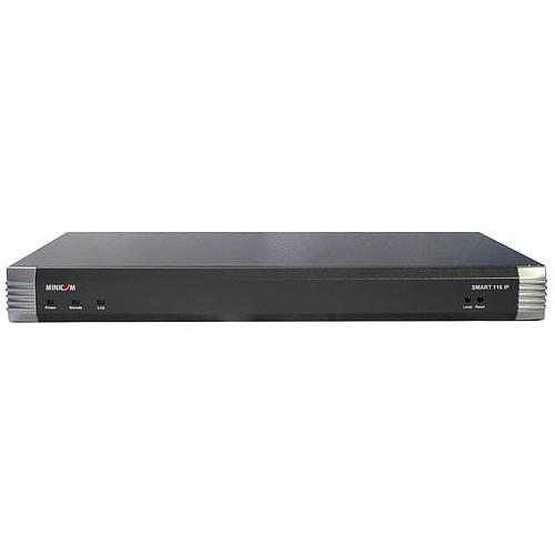 Minicom Smart 116 Single User 16-Port KVM Switch
