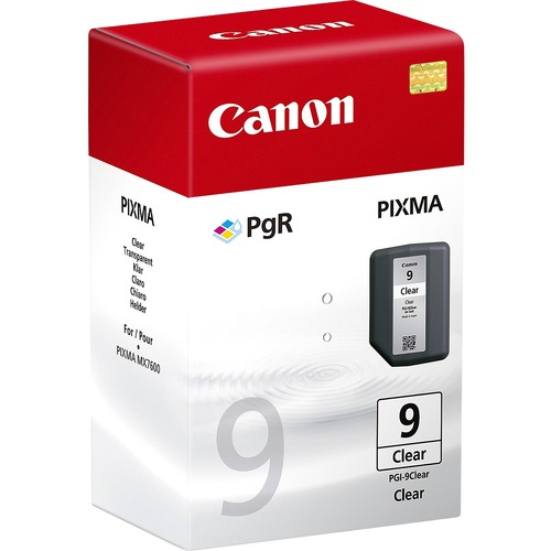 Canon PGI-9 Ink Cartridge - Clear