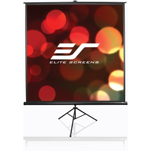 ELITE SCREENS 120IN 72INX96IN TRIPOD SCREEN ULTRA PORTABLE PROJETOR SCREEN