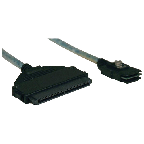 Tripp Lite 18in Internal SAS Cable mini-SAS SFF-8087 to 32pin SFF-8484 4-in-1