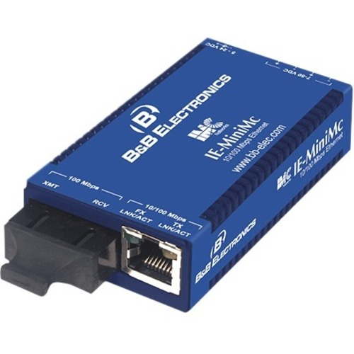 B&B IE-MiniMc Module, TP-TX/FX-MM1300-ST