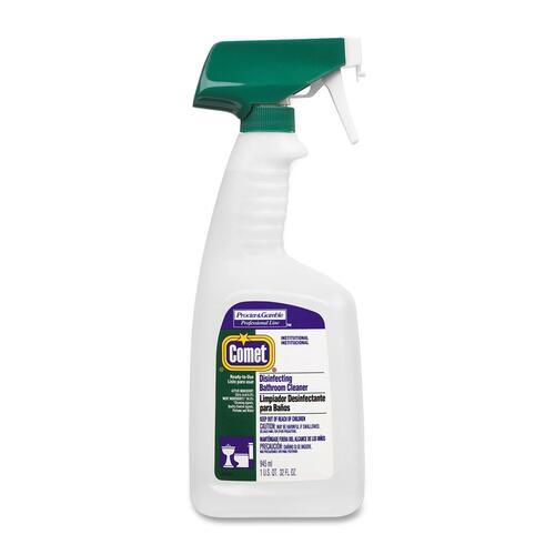 Comet Bathroom Cleaner - Spray - 32 fl oz (1 quart) - 1 Each