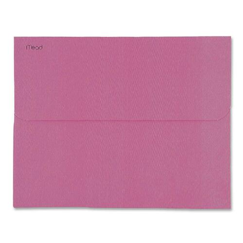 """Hilroy Letter File Wallet - 2"""" Folder Capacity - 2"""" Expansion - Assorted Neon - 1 Each"""