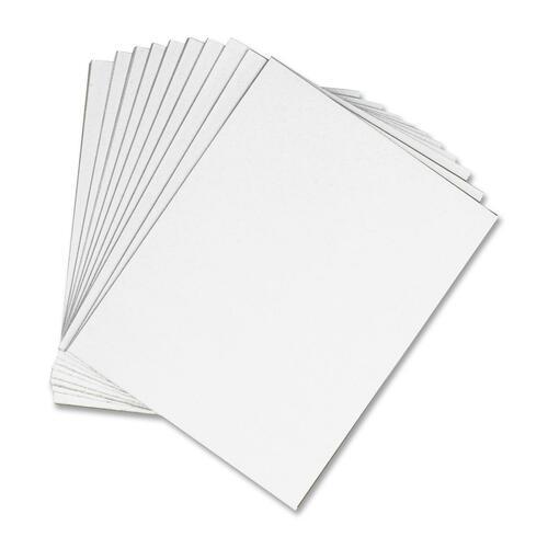 "Hilroy Scratch Pad - 96 Sheets - Plain - 8 3/8"" x 10 7/8"" - White Paper - 1Each"